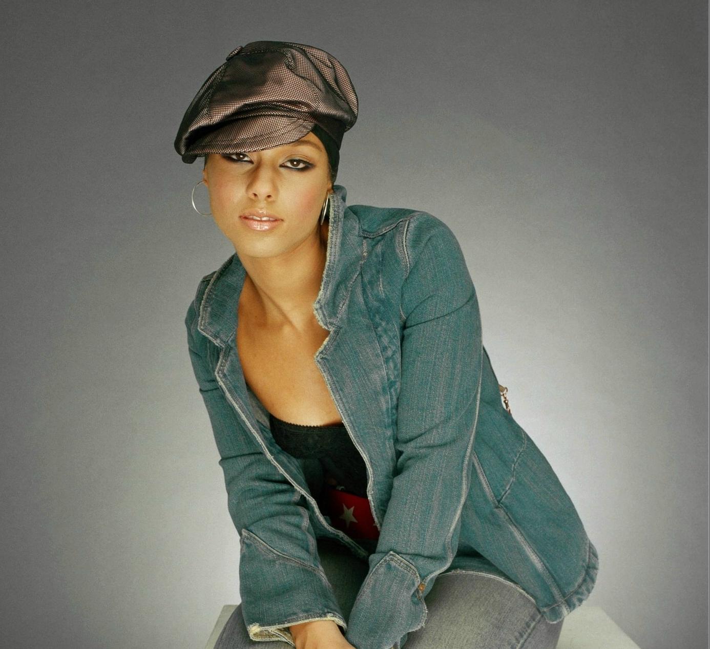 Алиша Кис (Alicia Keys) в фотосессии Джейсона Белла (Jason Bell) (2002
