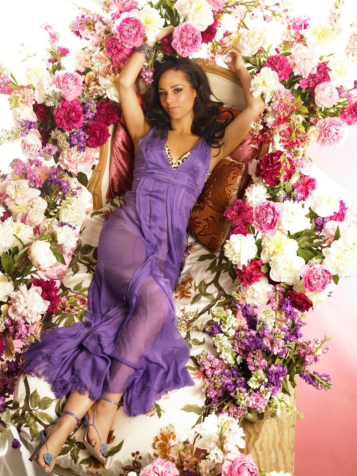 Алиша Кис (Alicia Keys) в фотосессии Стюарта Шайнинга (Stewart Shining