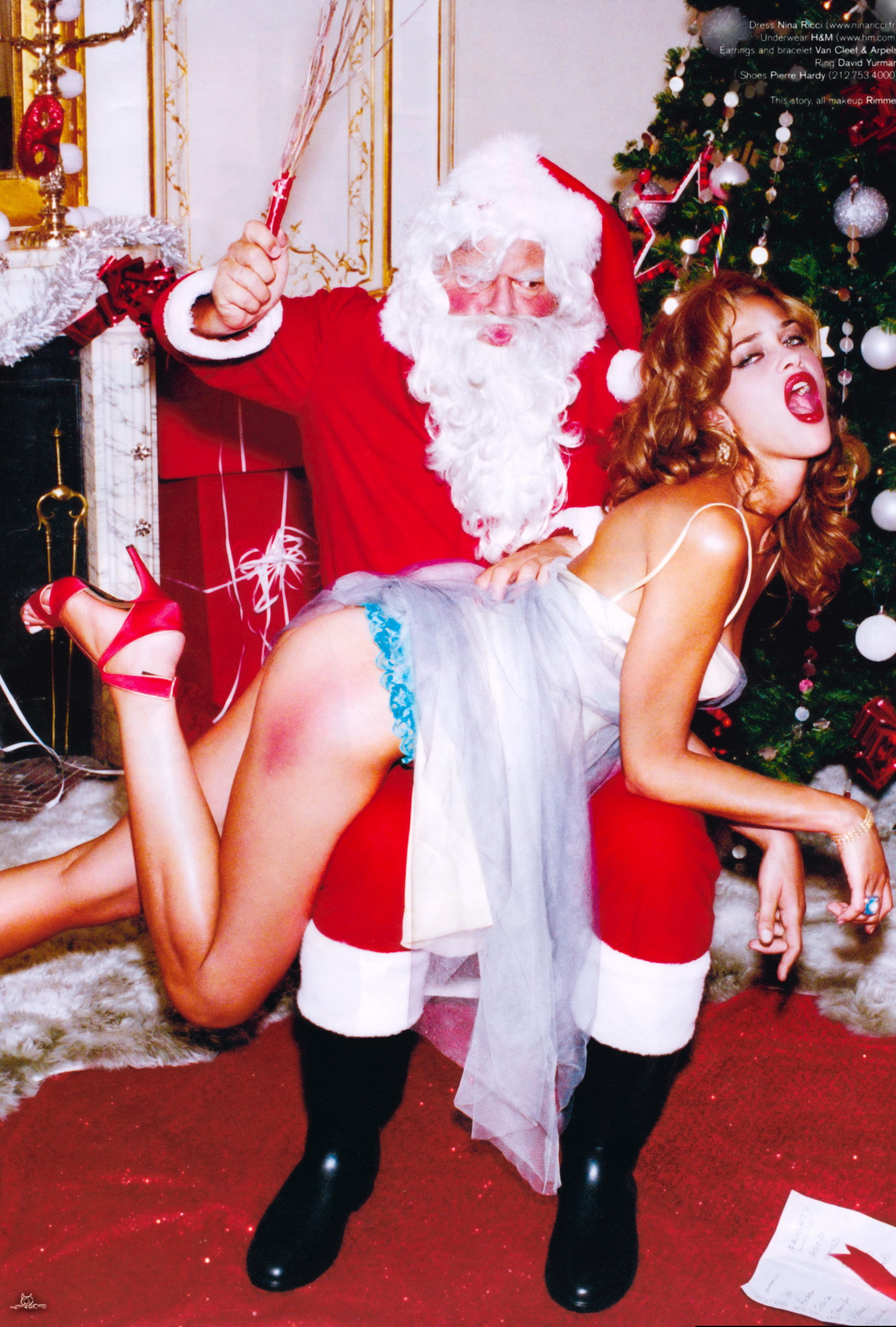Naughty christmas girl pics sex gallery