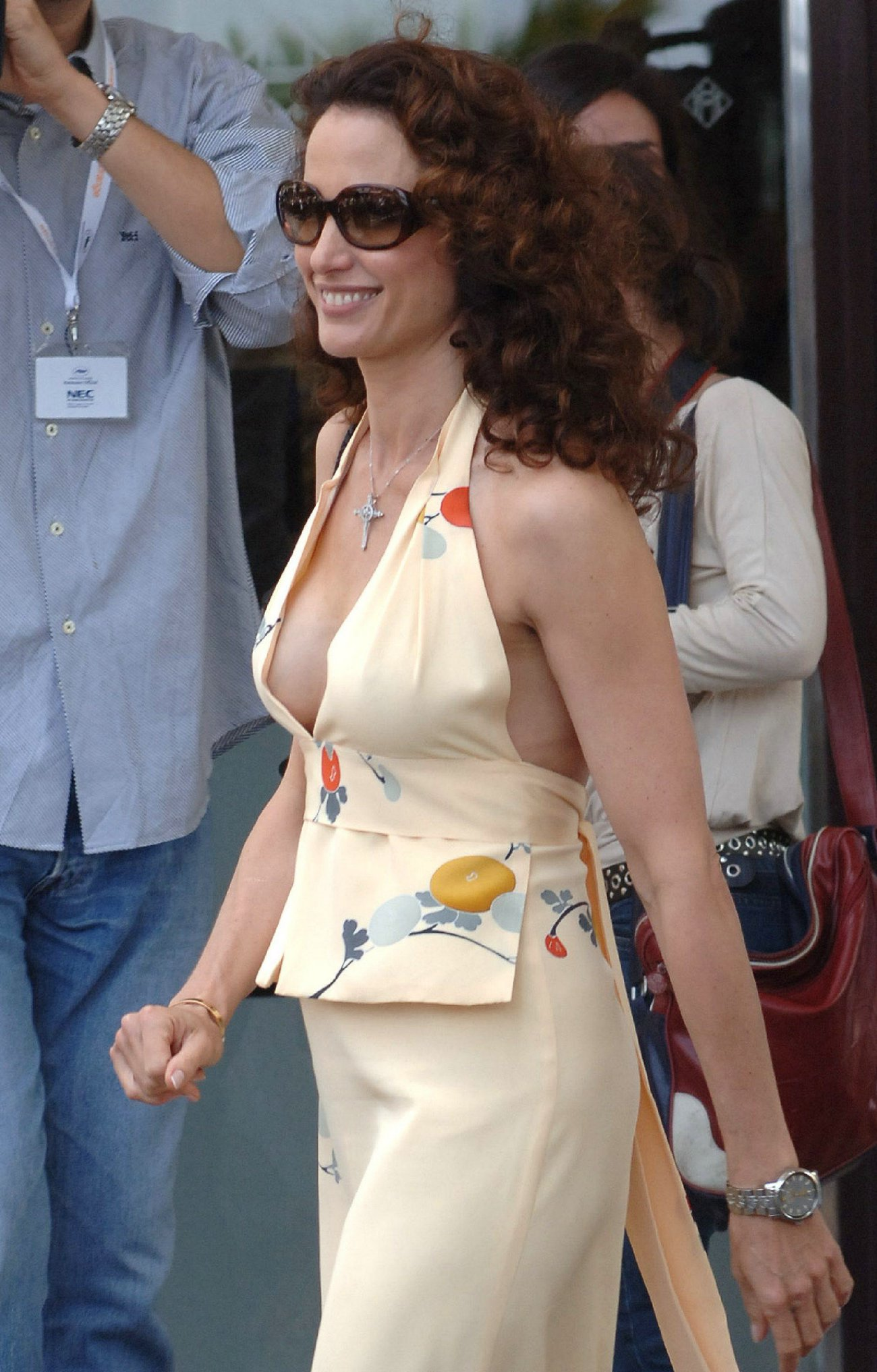 Andie macdowell nude pics, page