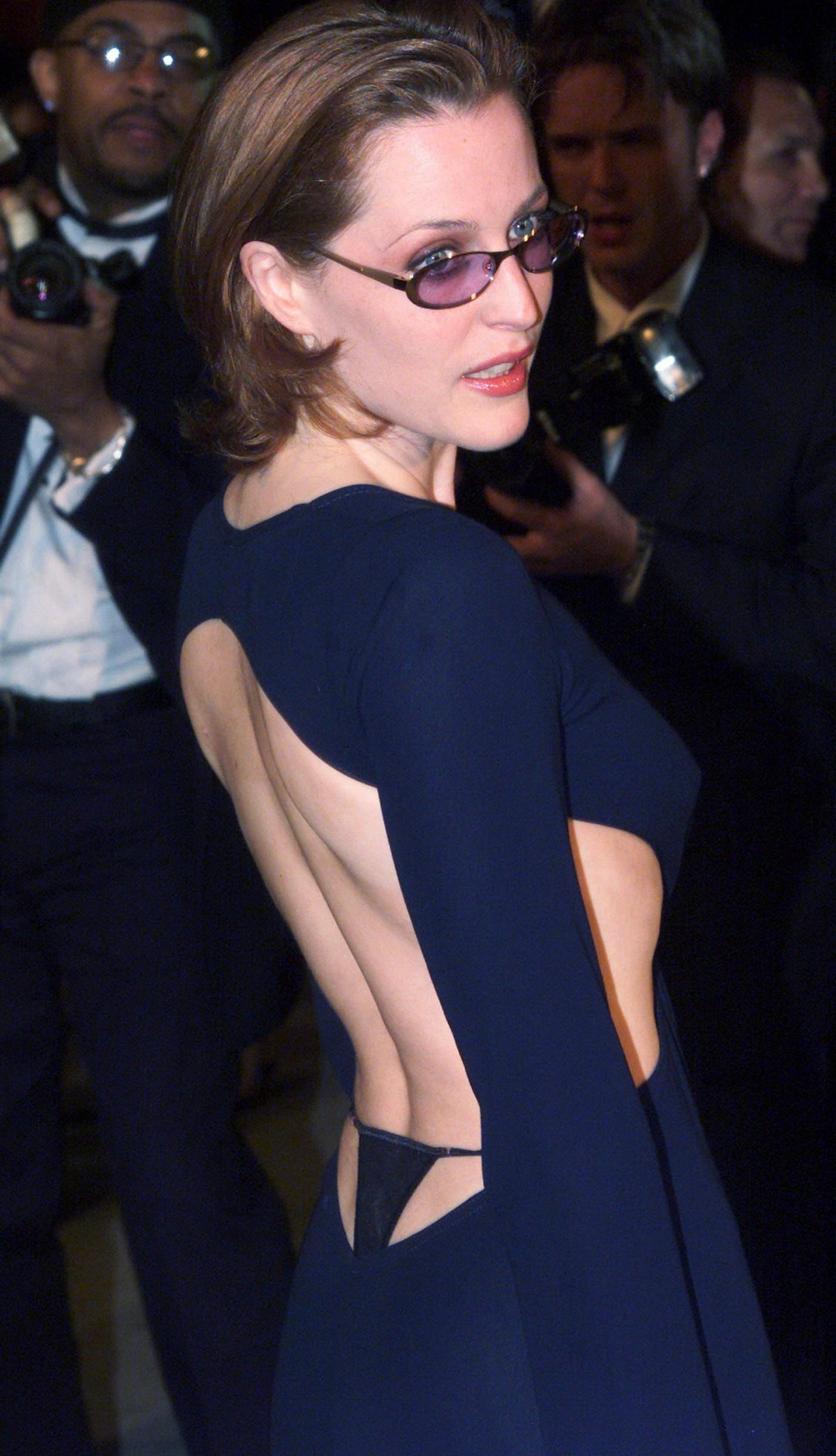 Из новости Подборка фото секс-символа 90-х актрисы Джиллиан Андерсон