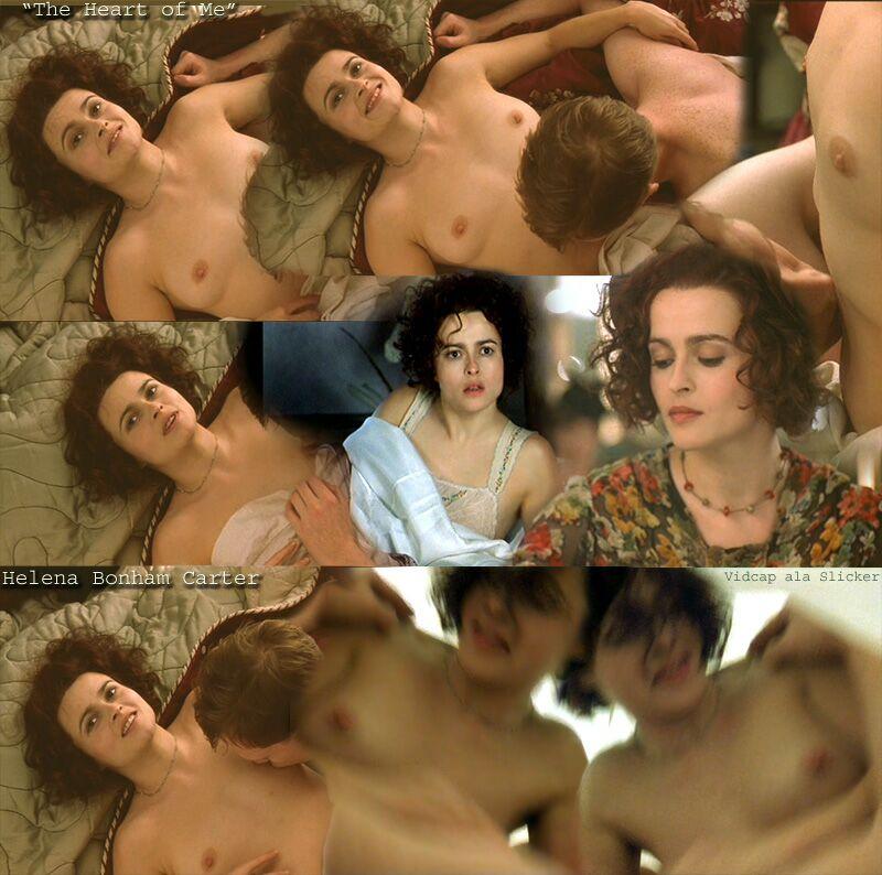 Helena bonham carter celebrity nudes