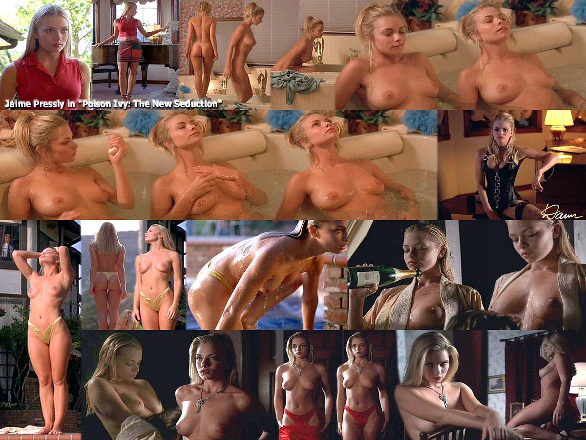 Free jaime pressly nude sex scene