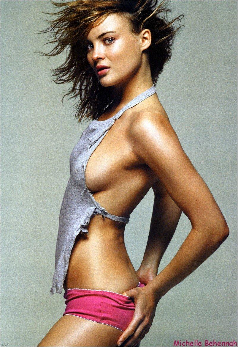 Michelle Behennah Nude