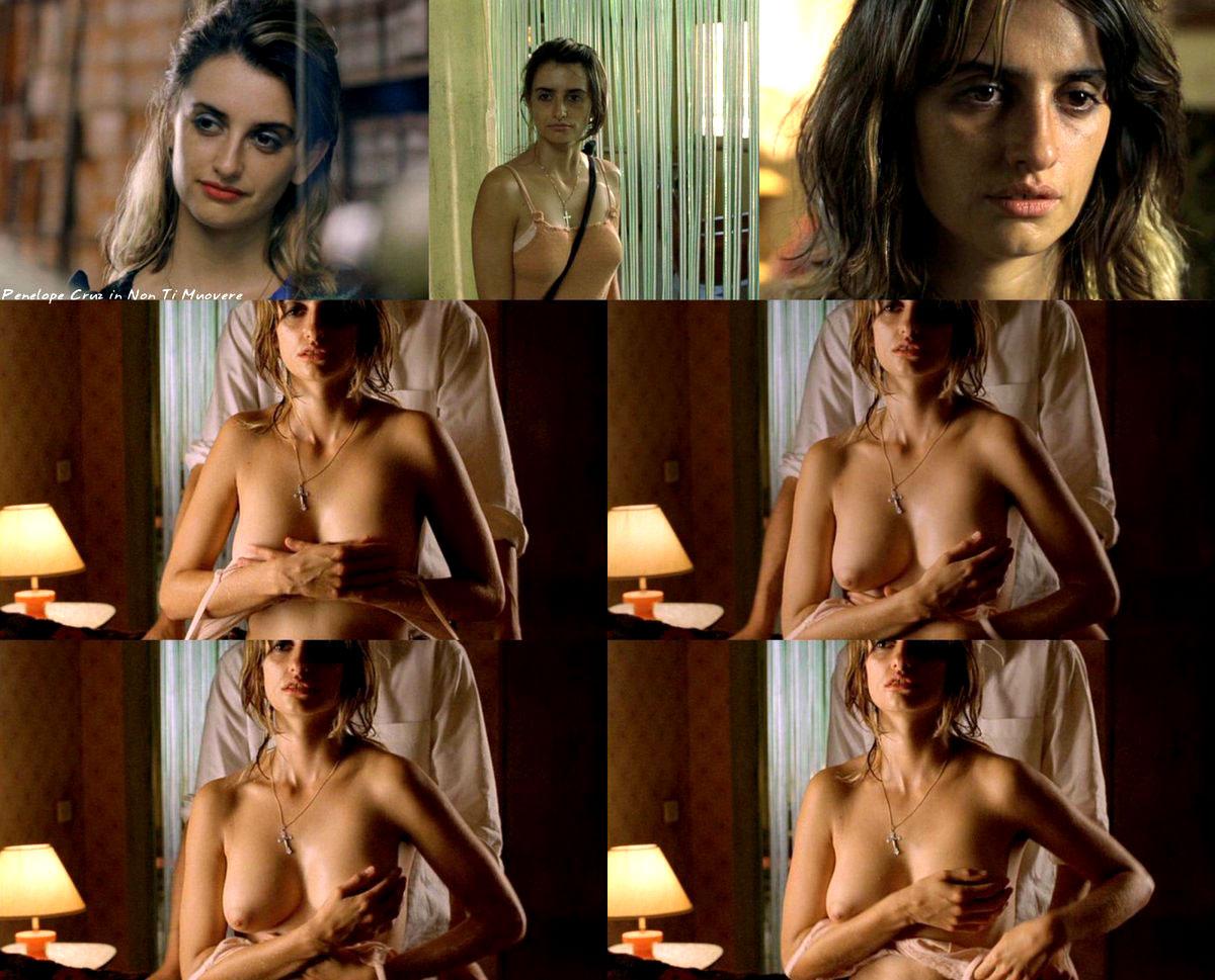 Penelope cruz nude vids