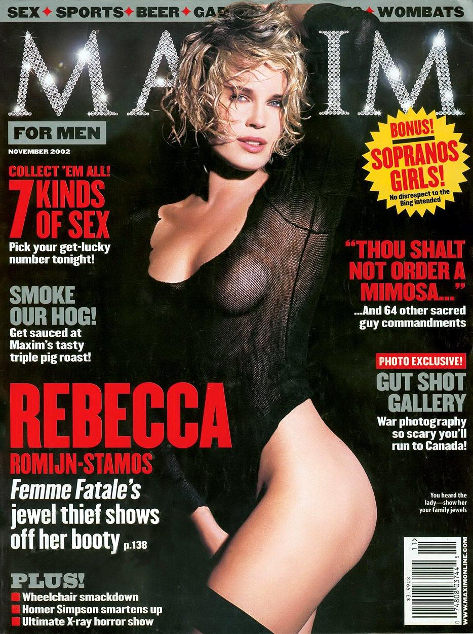 Ребекка ромин секс 1 фотография