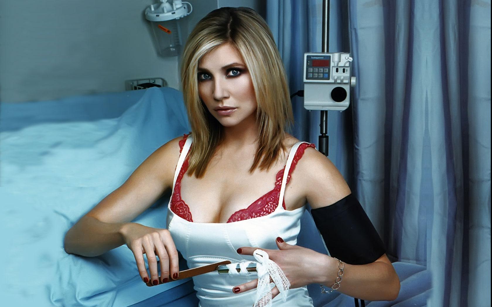 Hot Sexy Nurse Scrubs