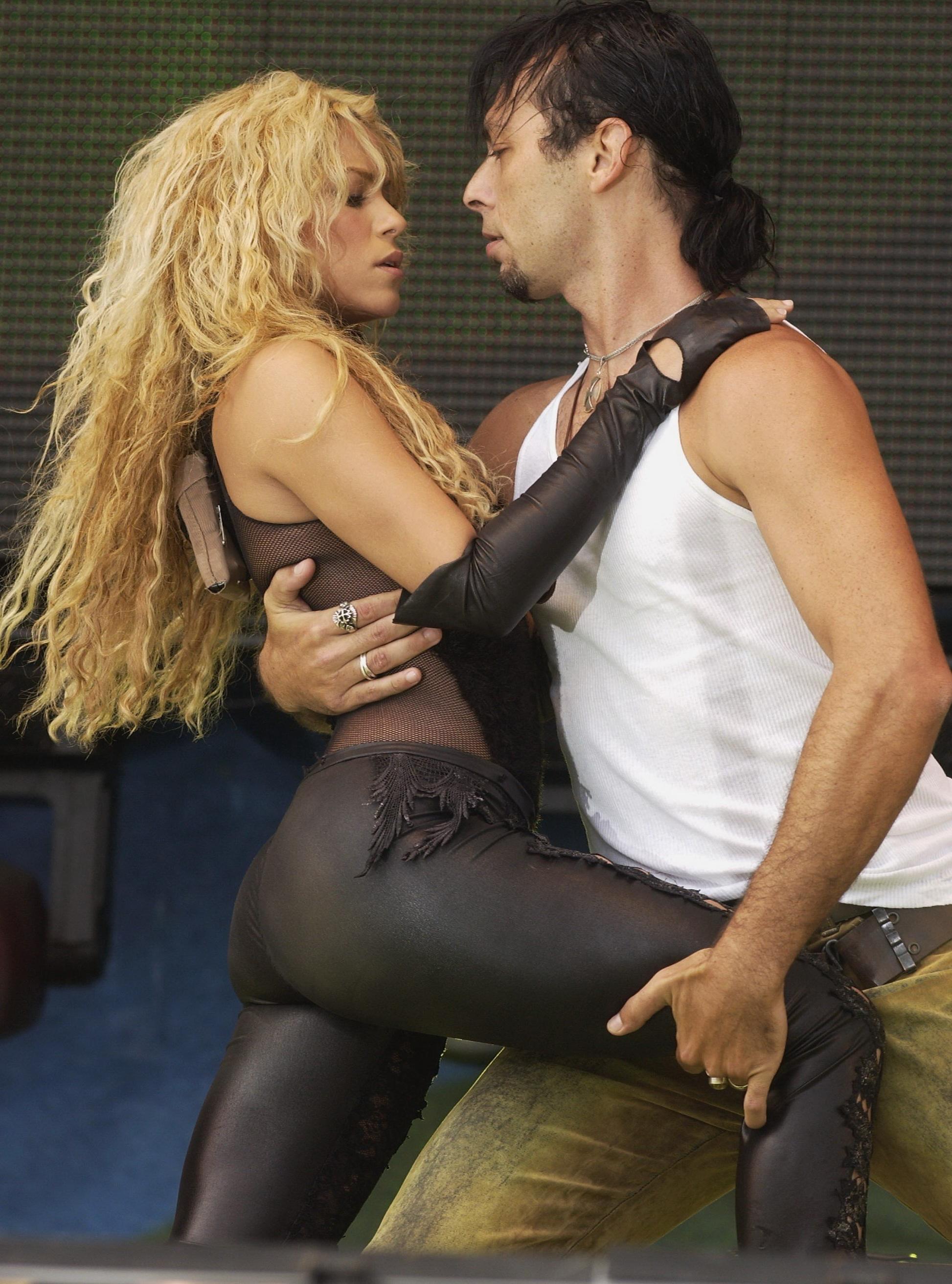 Шакира в порне 23 фотография