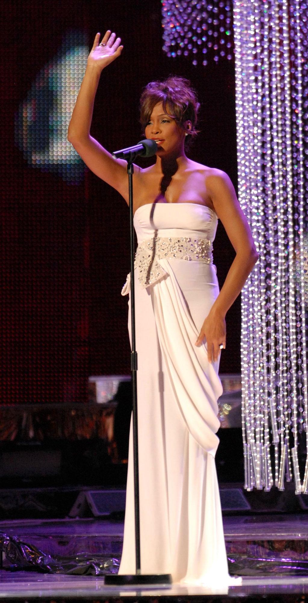 Whitney Houston s comeback - Mirror Online